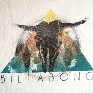 Billabong Women's long sleeve Tee Shirt